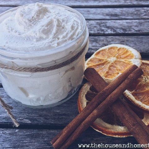 Homemade Body Butter Recipe | DIY Body Butter | Whipped Body Butter
