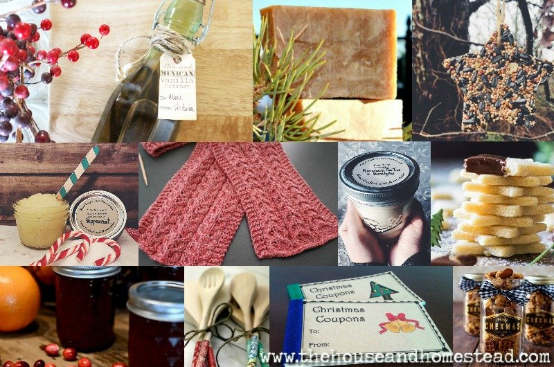 35 Last Minute Homemade Christmas Gift Ideas The House Homestead