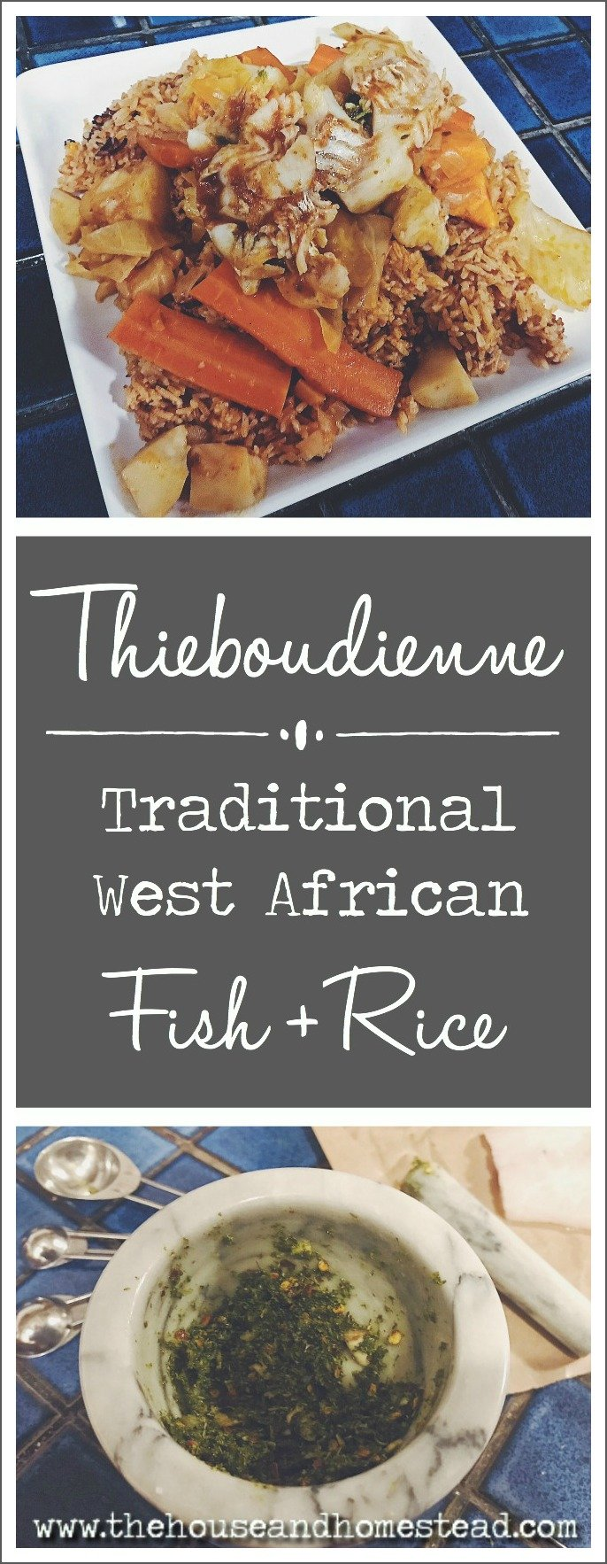 Thieboudienne is the national dish of the West African country of Senegal. Made from scratch with fish, rice, tomato sauce and assorted veggies, it is a tasty and healthy meal that keeps a nation going.