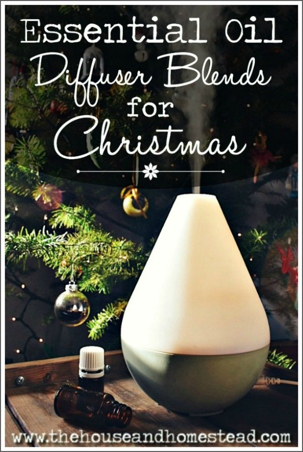 These 10 essential oil diffuser blends for Christmas will have your home smelling like the holidays the all-natural way with one easy push of your diffuser button. #essentialoildiffuserblends #diffuserblends #christmasessentialoils #christmasdiffuserblends