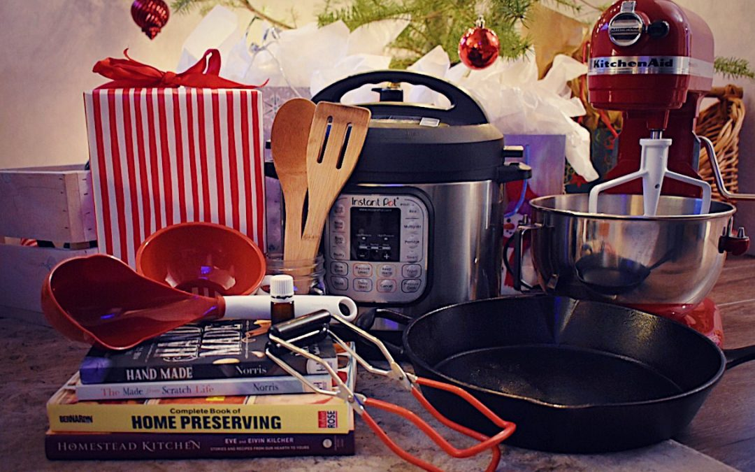 2019 Modern Homesteader's Christmas Wish List