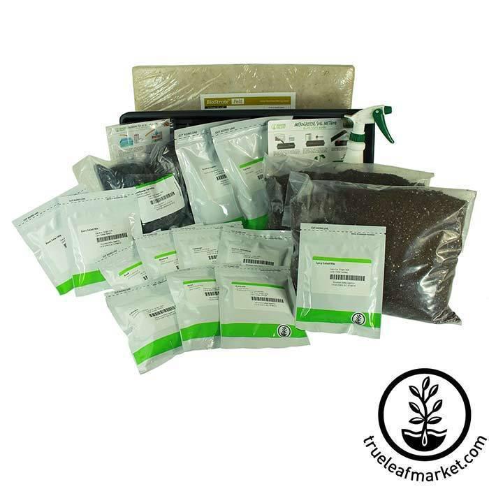 Micrograms Growing Kit
