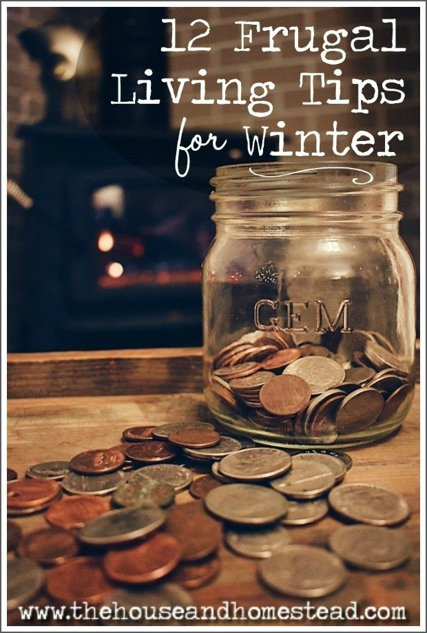 Winter is the perfect time to take control of your personal finances, whether before or after the expensive holiday season. Here are 12 frugal living tips for winter to help you get back on budget and save money. #frugallivingtipsforwinter #frugalliving #frugallivinginwinter #frugallivingtips #savemoneyinwinter