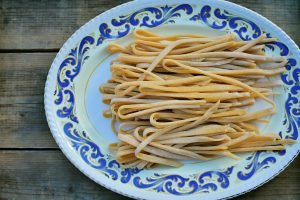 Homemade Pasta (Without A Pasta Maker)