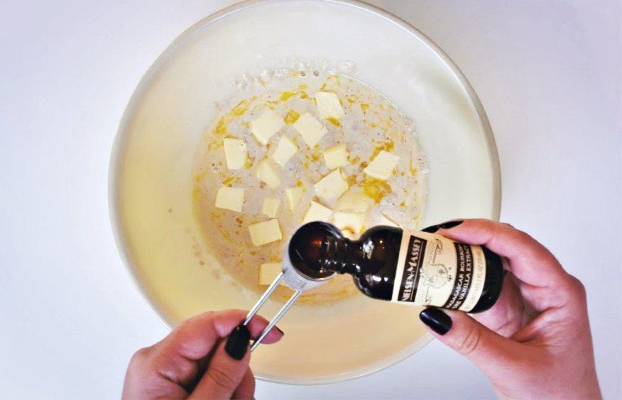 Nielsen Massey Vanilla | Brioche Bread