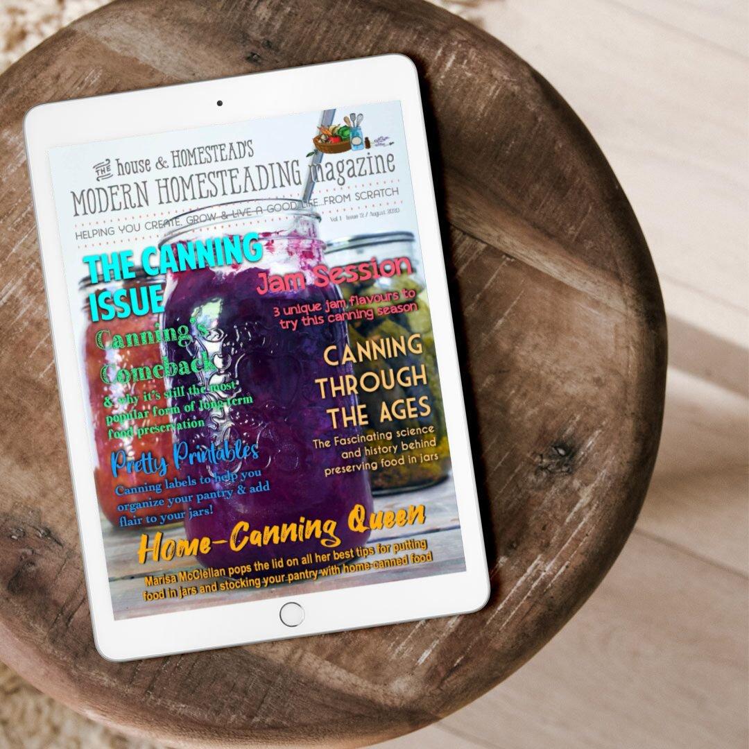 Modern Homesteading Magazine | June 2020