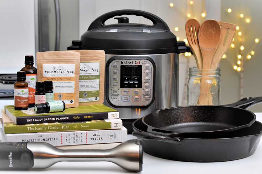 My Favourite Things!!! (aka. The Modern Homesteader's Christmas Wish List)