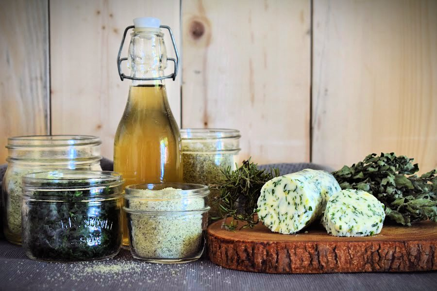 4 Ways to Preserve Herbs At Home